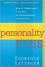 Personality plus book cover.