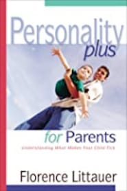 Personality plus for parents book cover.