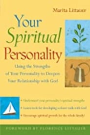 Your spiritual personality book cover.