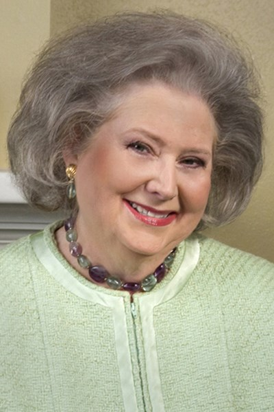 Dorothy Patterson Headshot